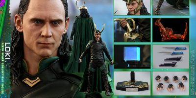 Hot Toys - Thor 3 - Loki collectible figure_PR25