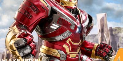 Hot Toys - AIW - Hulkbuster power pose collectible figure_PR11
