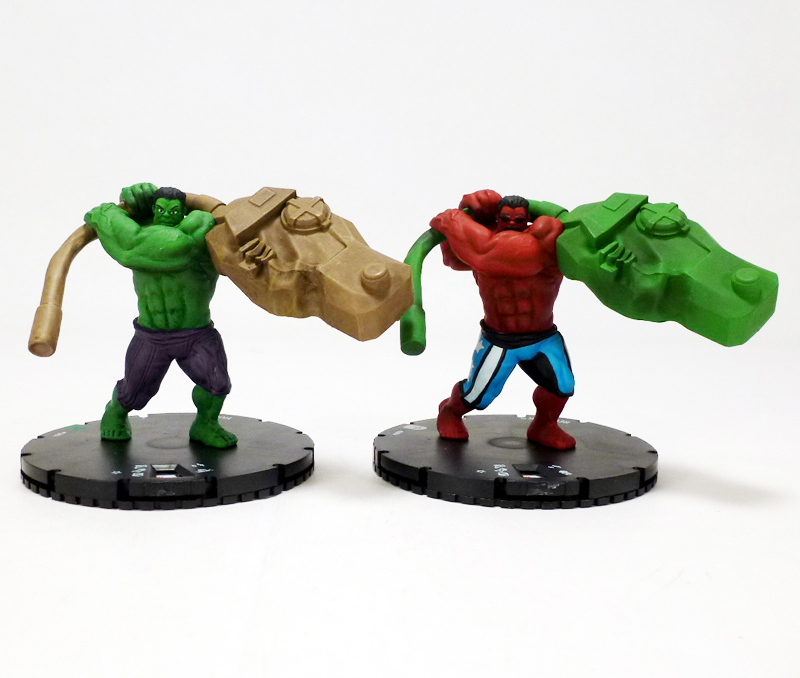 group - hulks