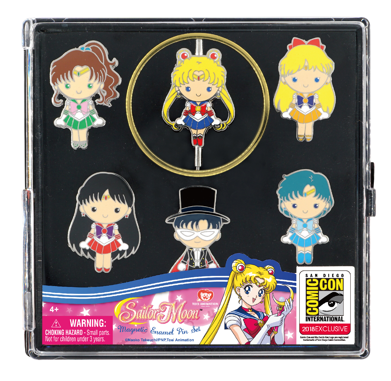 Harry Potter And Sailor Moon Get Monogram SDCC 2018