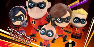 Hot Toys - The Incredibles 2 Cosbaby (S) _PR16