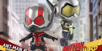 Hot Toys - Ant-Man and the Wasp Cosbaby_PR1