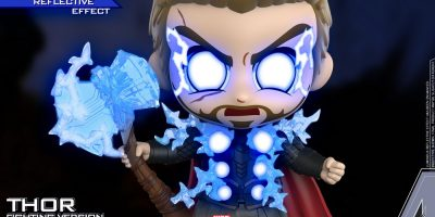 Hot Toys - Avengers - Thor (Fighting Version) Cosbaby (S)_PR3