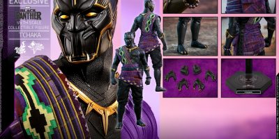 Hot Toys - Black Panther - T' Chaka collectible figure_PR21