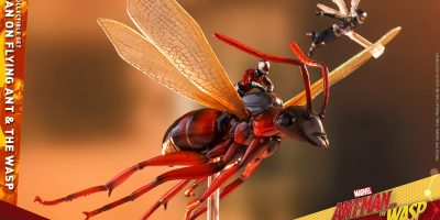 Hot Toys - Ant-Man 2 - Ant-Man on Flying Ant & the Wasp miniature collectible set_PR4