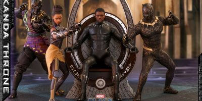 Hot Toys - Black Panther - Wakanda Throne Collectible_PR8