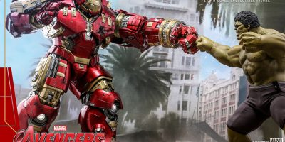 Hot Toys - AAOU - Hulkbuster (Deluxe Version) collectible figure_PR10
