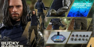 Hot Toys - AIW - Bucky Barnes collectible figure_PR18
