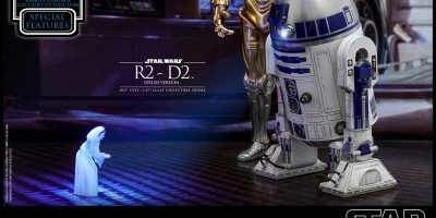 Hot Toys - Star Wars - R2-D2 (Deluxe Version) Collectible Figure_PR17