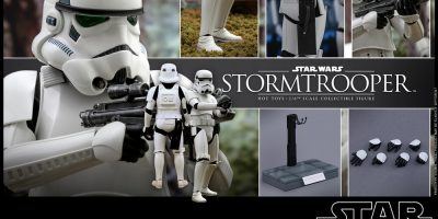 Hot Toys - Star Wars - Stormtrooper Collectible Figure_PR14