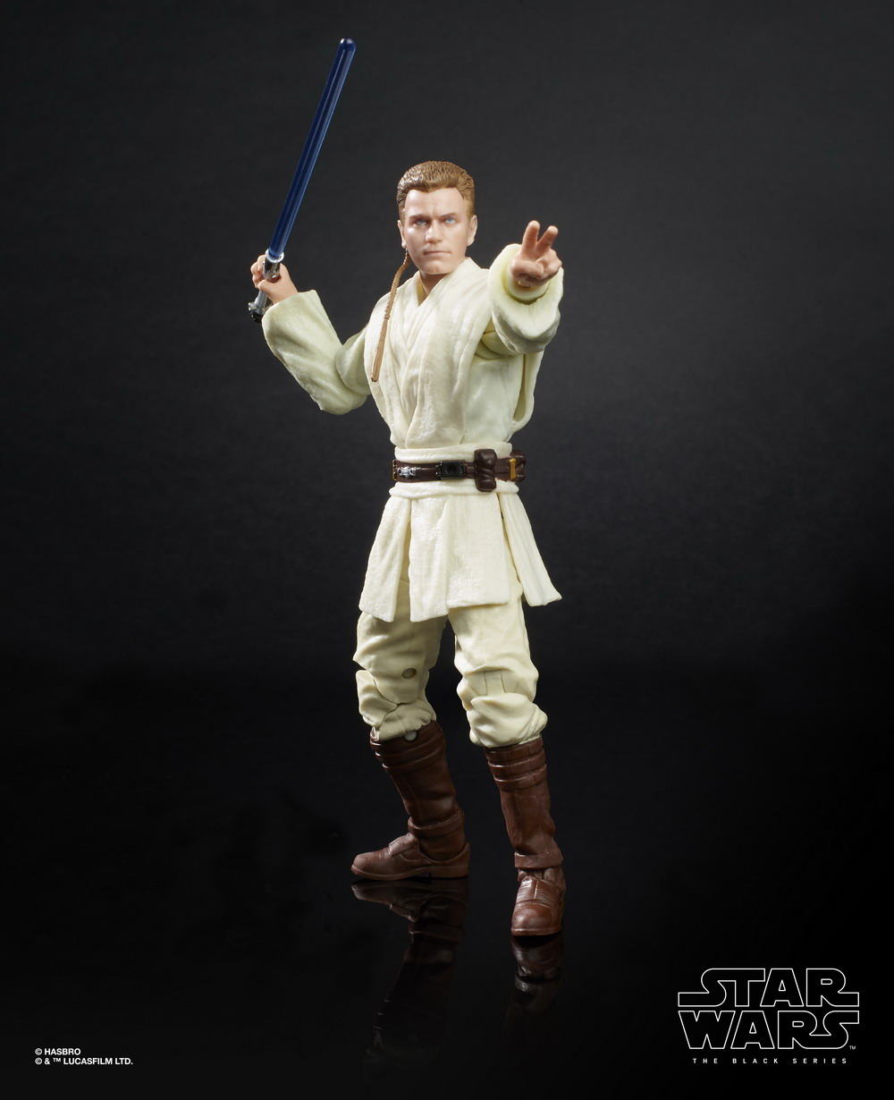 STAR WARS THE BLACK SERIES 6-INCH Figure Assortment - Obi-Wan Kenobi (oop 1)