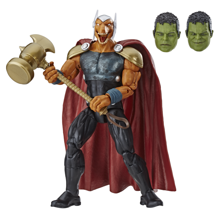 MARVEL AVENGERS ENDGAME LEGENDS SERIES 6-INCH Figure Assortment - Beta Ray Bill (oop)
