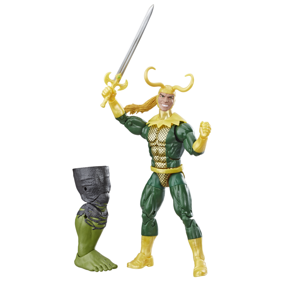 MARVEL AVENGERS ENDGAME LEGENDS SERIES 6-INCH Figure Assortment - Loki (oop)