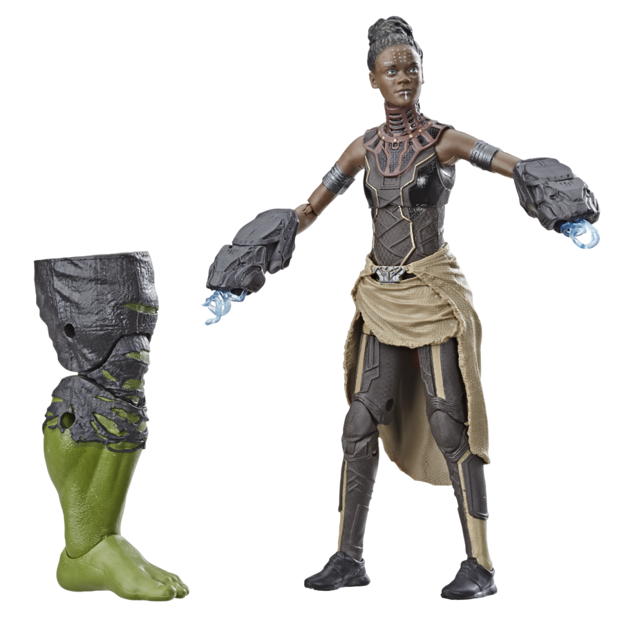 MARVEL AVENGERS ENDGAME LEGENDS SERIES 6-INCH Figure Assortment - Shuri (oop)