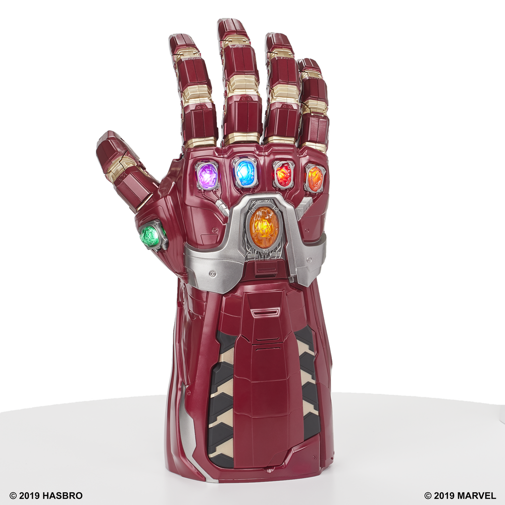 MARVEL LEGENDS SERIES AVENGERS POWER GAUNTLET - oop (2)
