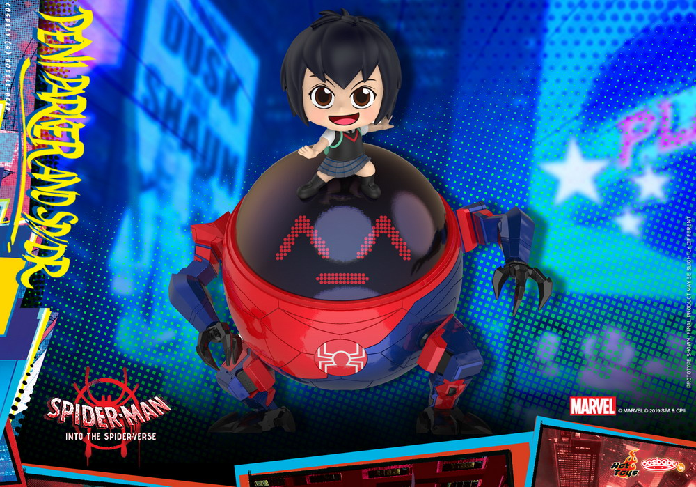 Hot Toys - SMISV - Peni Parker and SPdr Cosbaby (S)_PR1