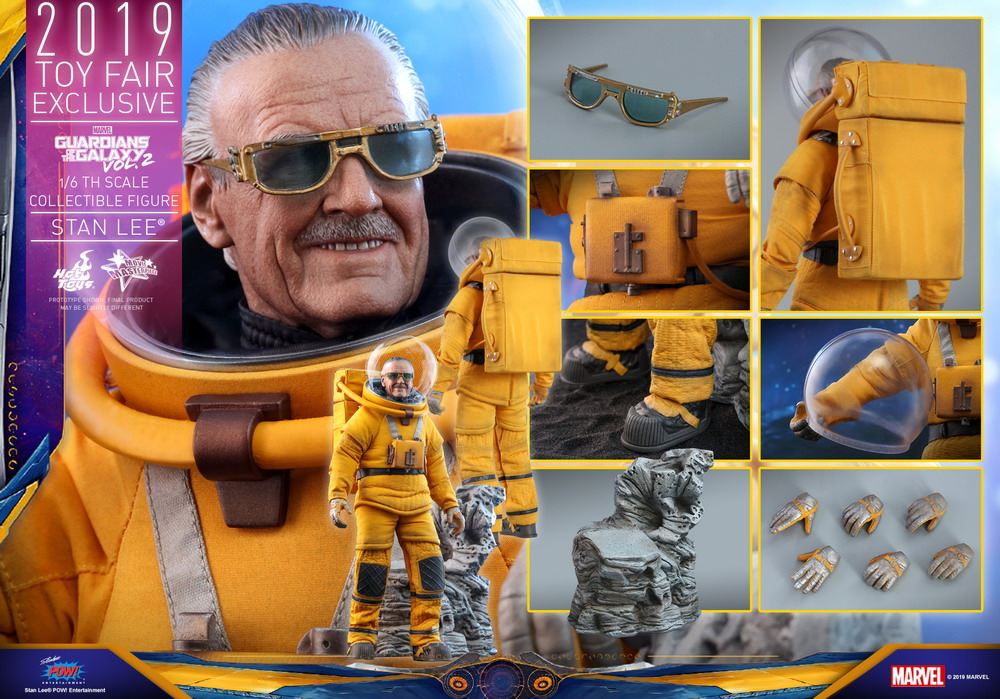 Hot Toys - GOTG2 - Stan Lee collectible figure_PR14