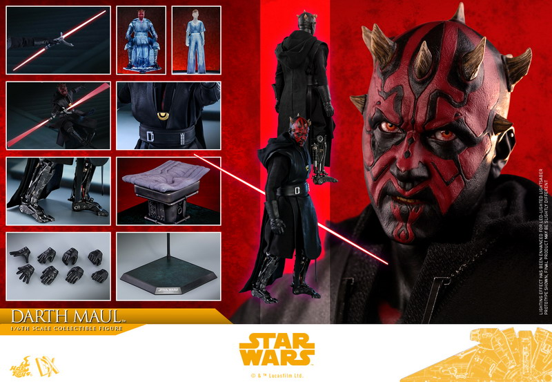 Hot Toys - Solo - A Star Wars Story - Darth Maul collectible figure_PR24