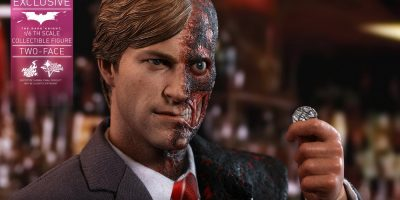 Hot Toys - TDK - Two-Face collectible figure_PR11
