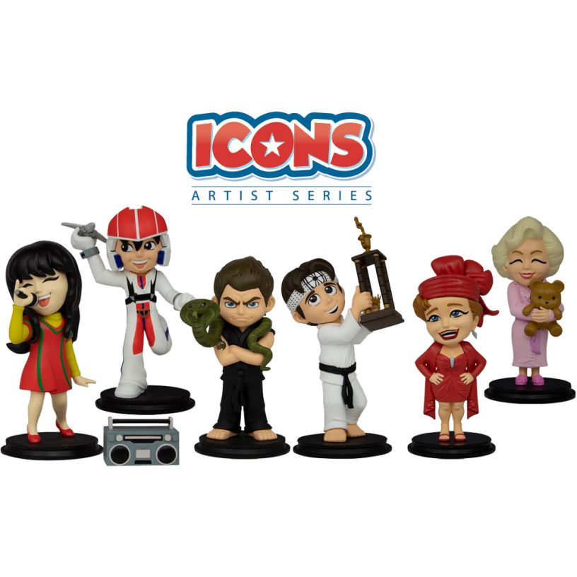 ICONS WAVE 1