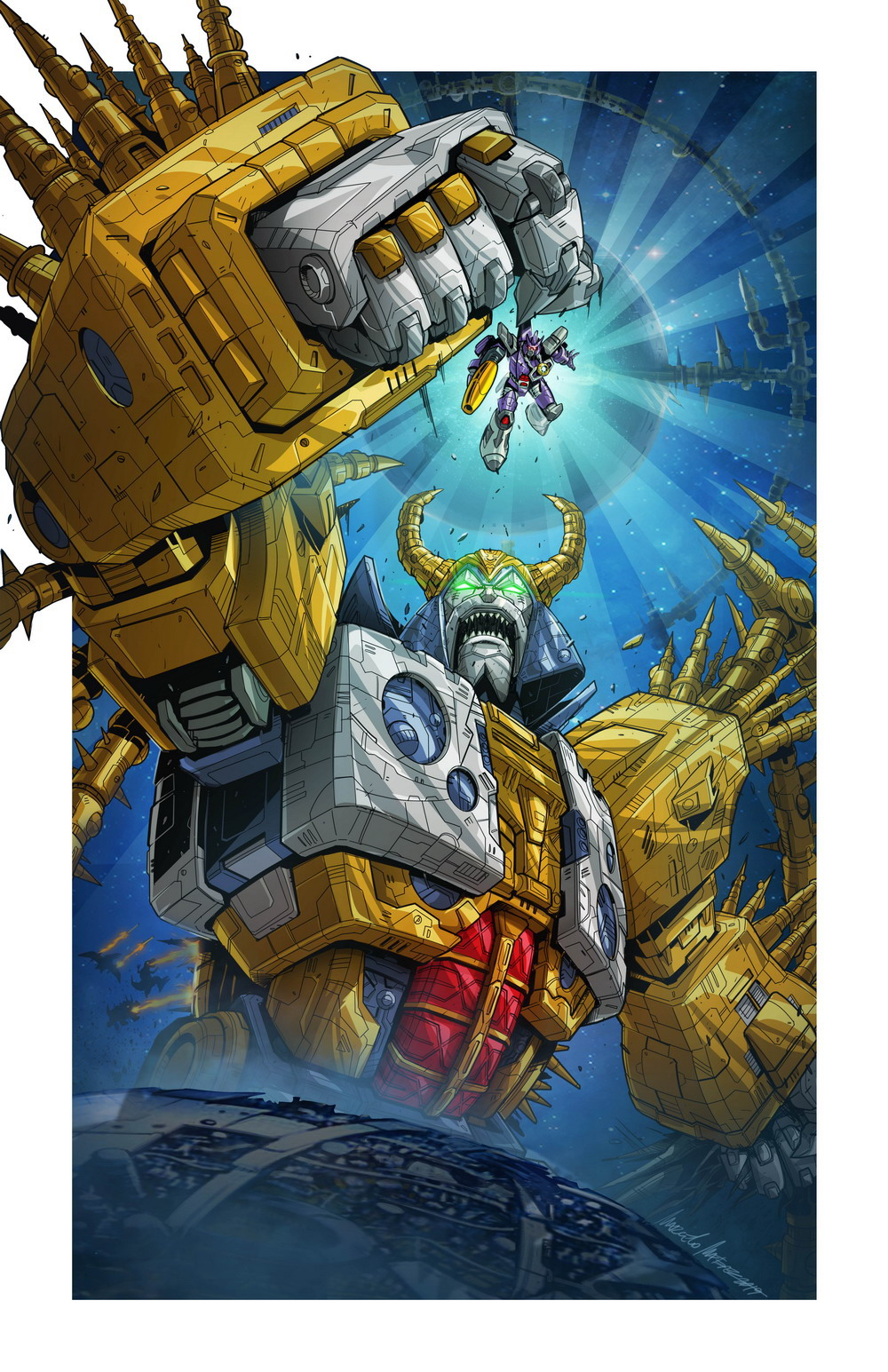 Hasbro Reveals New Transformers UNICRON Accessories ...