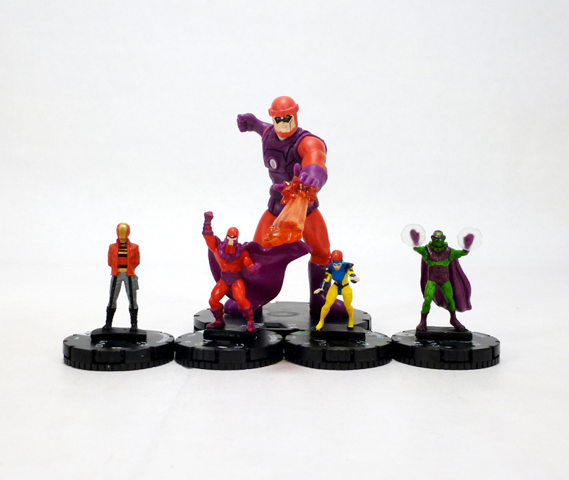 Magneto 011B X-men Animated Dark Phoenix Saga Marvel Heroclix