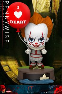 Hot Toys - IT2 - Pennywise With Balloon Cosbaby_PR1
