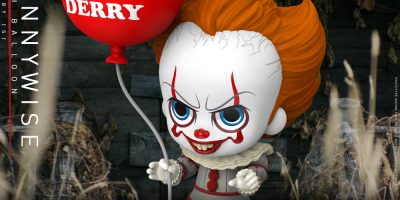 Hot Toys - IT2 - Pennywise With Balloon Cosbaby_PR2
