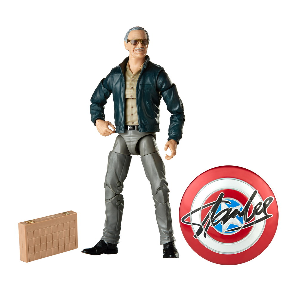 MARVEL LEGENDS SERIES 6-INCH STAN LEE Figure- oop