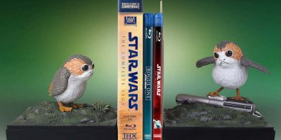 PorgBookends