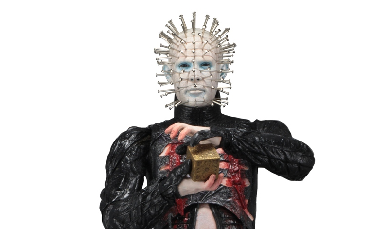 Hellraiser Ultimate Pinhead Figure New Photos Figures Com