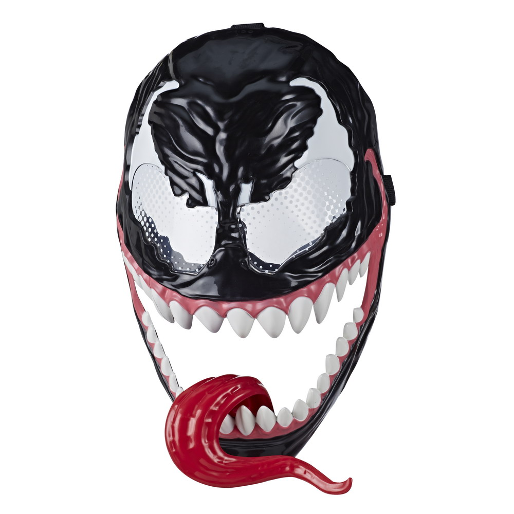 MARVEL'S SPIDER-MAN MAXIMUM VENOM MASK - oop