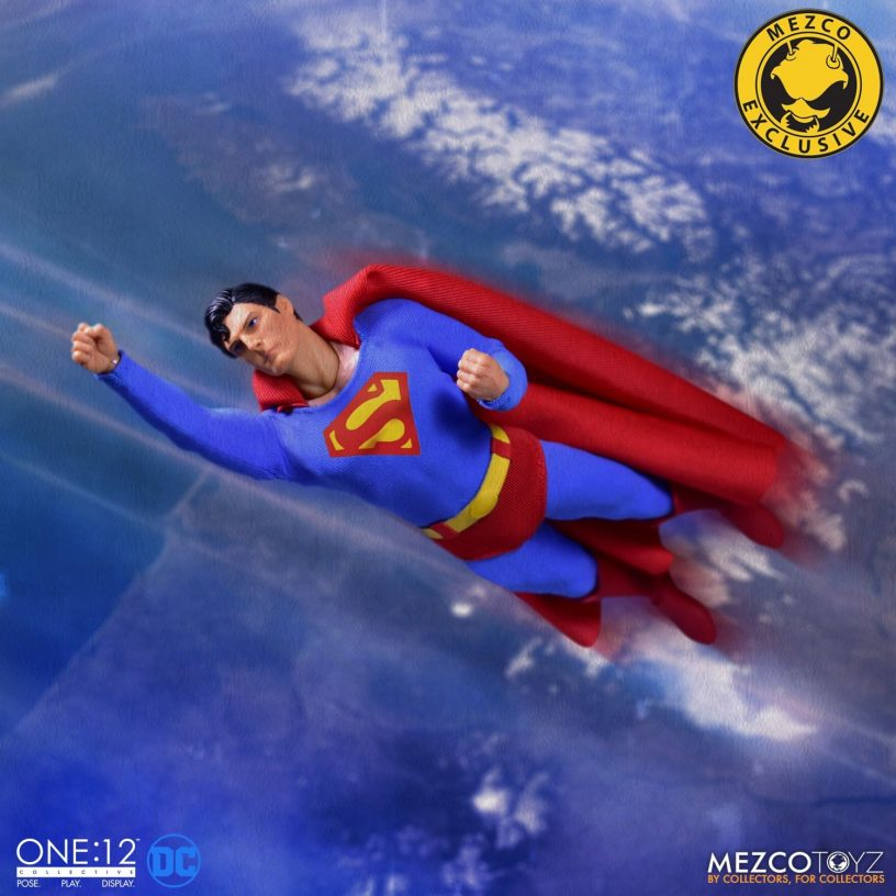 One 12 Collective Superman 1978 Edition Figures Com