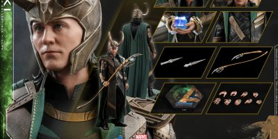 Hot Toys - A4 - Loki collectible figure_PR18