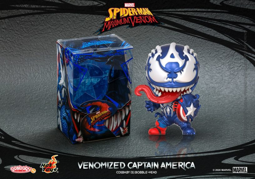 Hot Toys - SMMV - Venomized Captain America Cosbaby_PR3