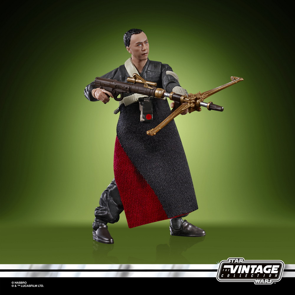 STAR WARS THE VINTAGE COLLECTION 3.75-INCH CHIRRUT IMWE Figure - oop (1)