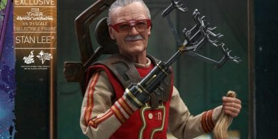 Hot Toys - Thor 3 - Stan Lee collectible figure_PR12