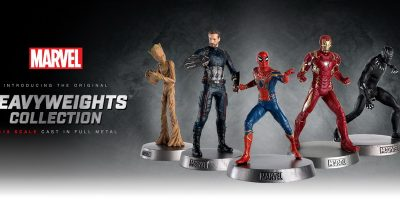 Marvel Heavyweights Wave 1