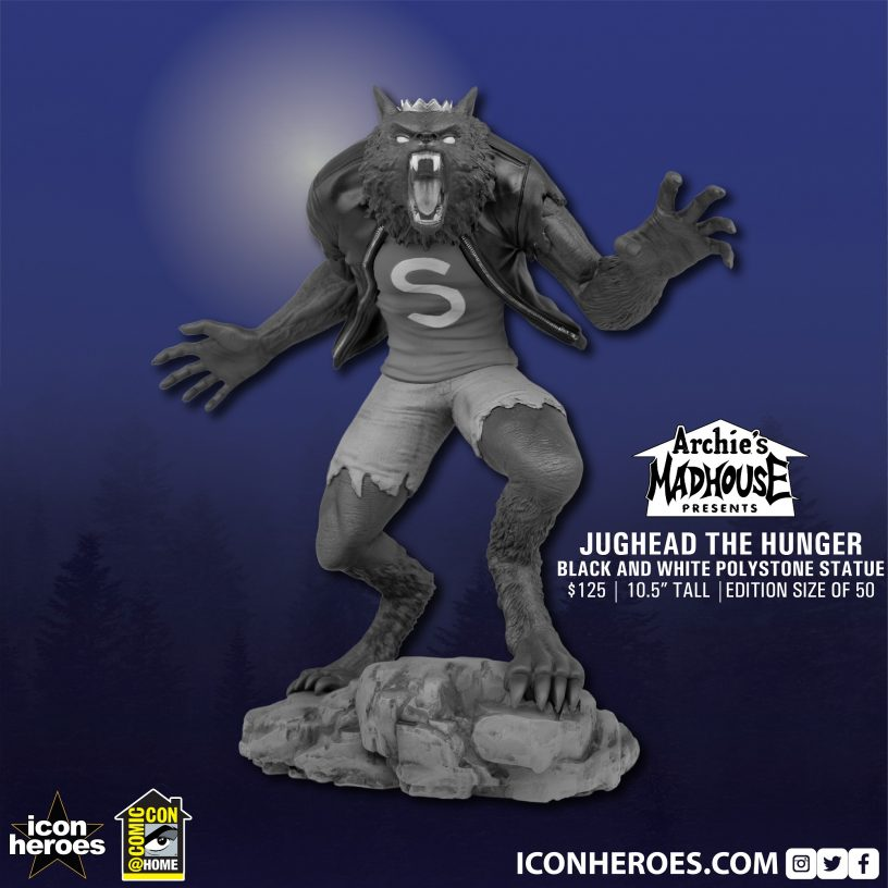 SDCC JUGHEAD THE HUNGER STATUE-01
