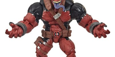 MARVEL LEGENDS SERIES 6-INCH VENOM Figure Assortment - VenomPool BAF (9)
