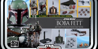 Hot Toys - SW - Boba Fett Collectible Figure (ESB 40)_PR12