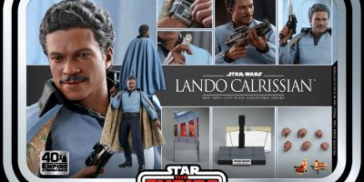 Hot Toys - SW - Lando Calrissian Collectible Figure (ESB40)_PR17
