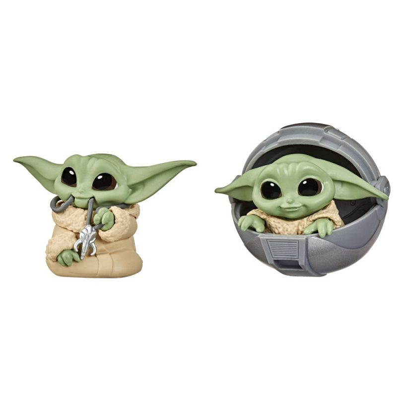 STAR WARS THE BOUNTY COLLECTION SERIES 2, THE CHILD 2.2-inch Collectibles, 2-Packs oop 1