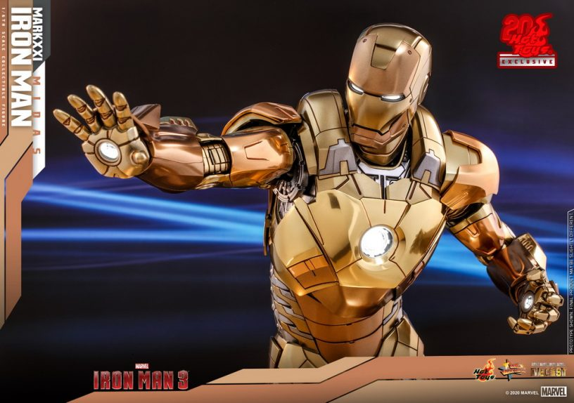 Hot Toys - IM3 - IM Mark XXI (Midas) collectible figure_PR15