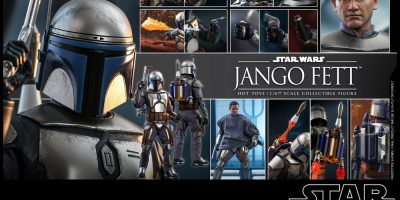 Hot Toys - SW - Jango Fett collectible figure_PR22