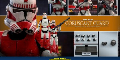 Hot Toys - SWCW - Coruscant Guard collectible figure_PR15