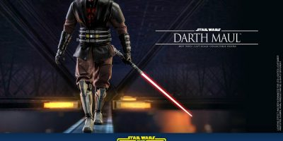 Hot Toys - SWCW - Darth Maul collectible figure_PR12