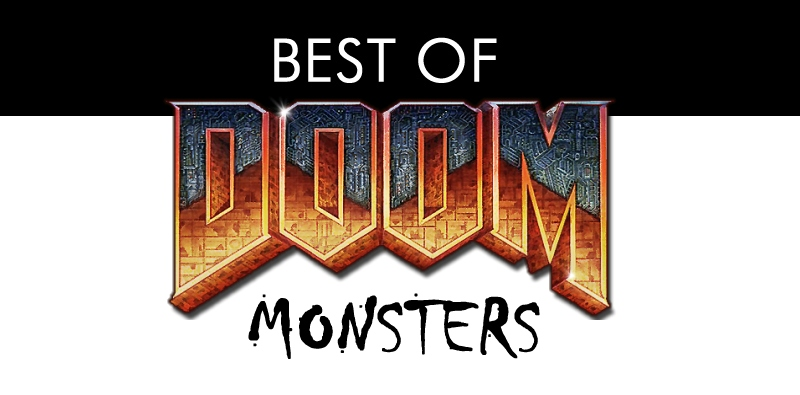 1bestDOOMmonsters