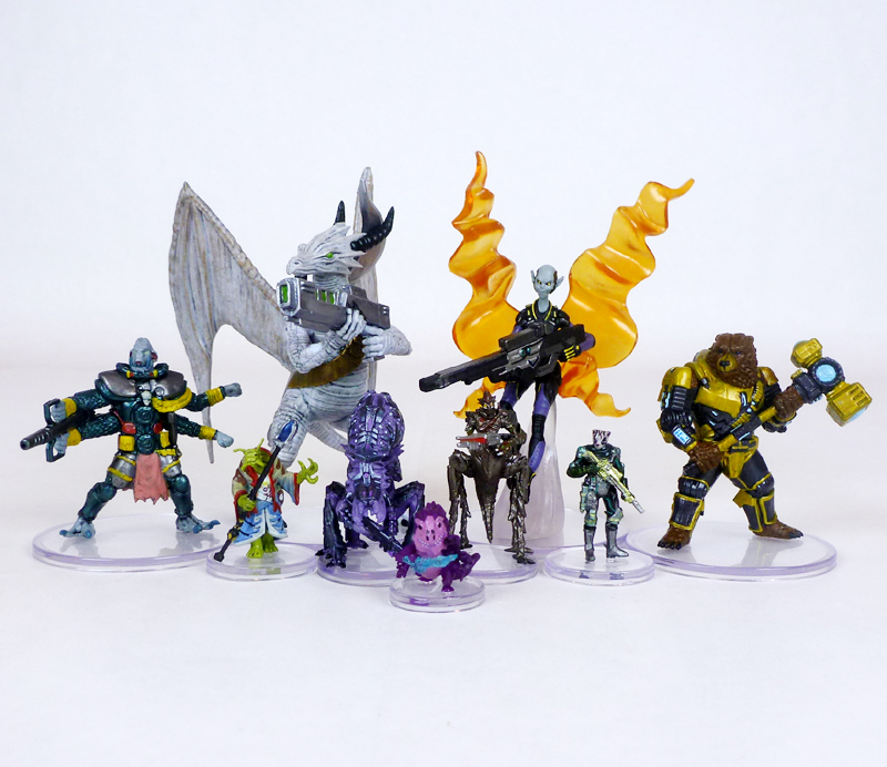 group - characters