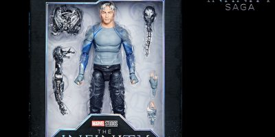 MARVEL LEGENDS SERIES 6-INCH QUICKSILVER Figure - in pck
